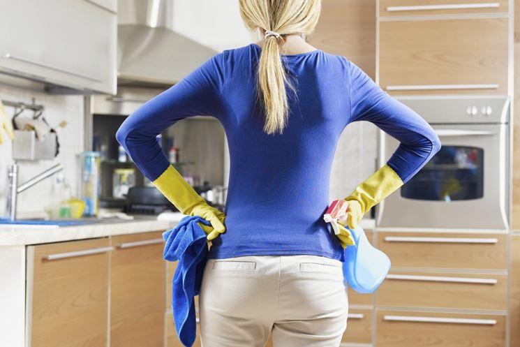 Cura e pulizia della casa