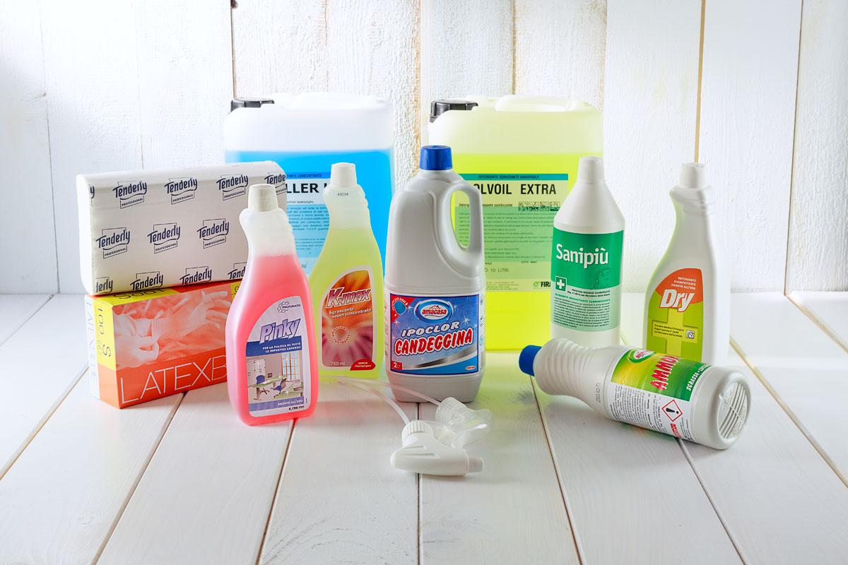 Fornitura Prodotti Igiene
