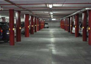 Pulizia parcheggi box auto