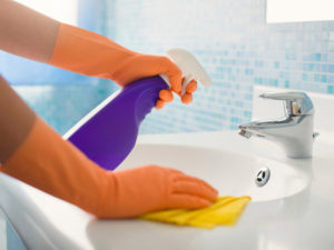 Pulizia servizi igienici Roma