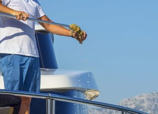pulizia imbarcazioni Roma
